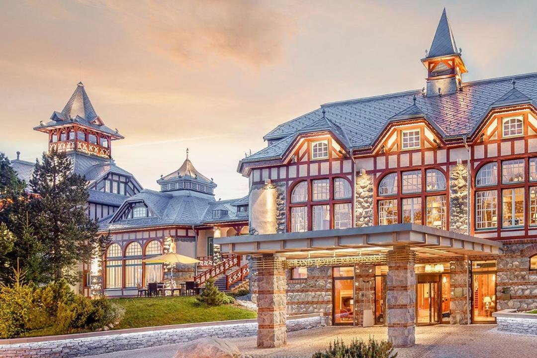 Grand Hotel Kempinski, High Tatras meeting rooms