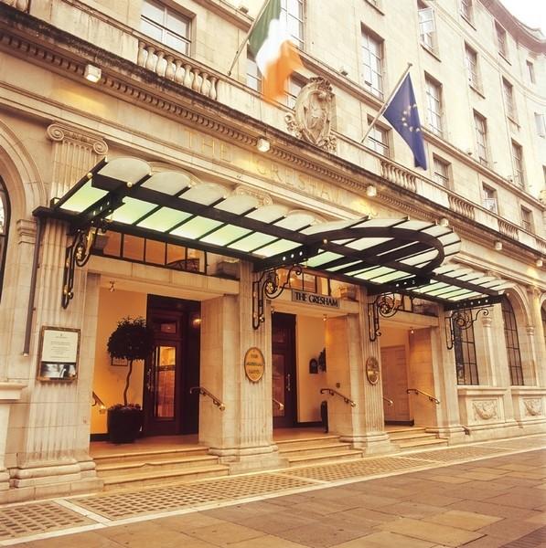 Meeting Rooms at Riu Plaza Gresham Hotel Dublin, Riu Plaza Gresham Hotel Dublin, 23 Upper O'Connell Street, Dublin, Ireland