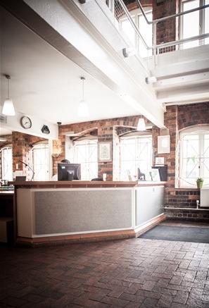 Meeting Rooms at Groundwork, Groundwork UK, Scotland Street, Birmingham, United Kingdom