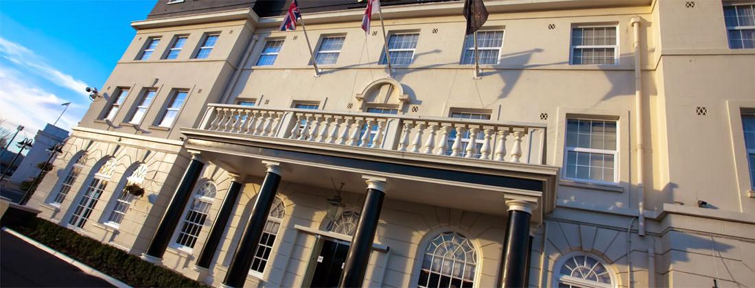 Hallmark Hotel Croydon meeting rooms
