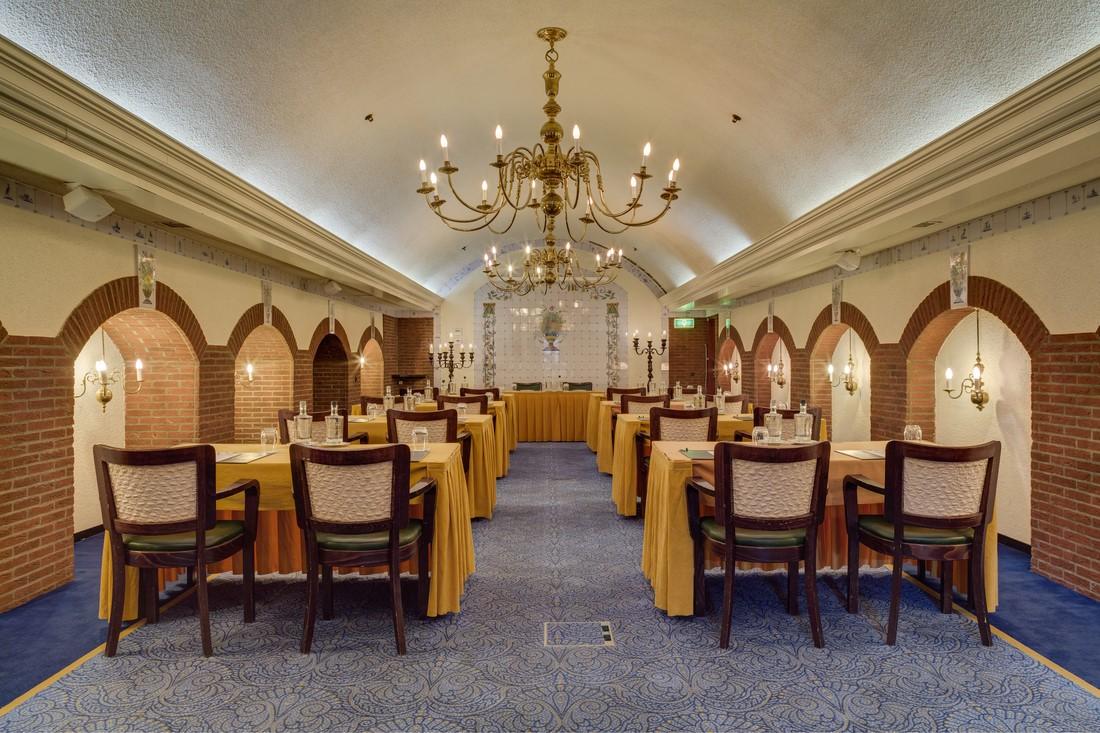 Meeting Rooms at Hampshire Hotel – Amsterdam American, Leidsekade 97, 1017 PN Amsterdam, Netherlands