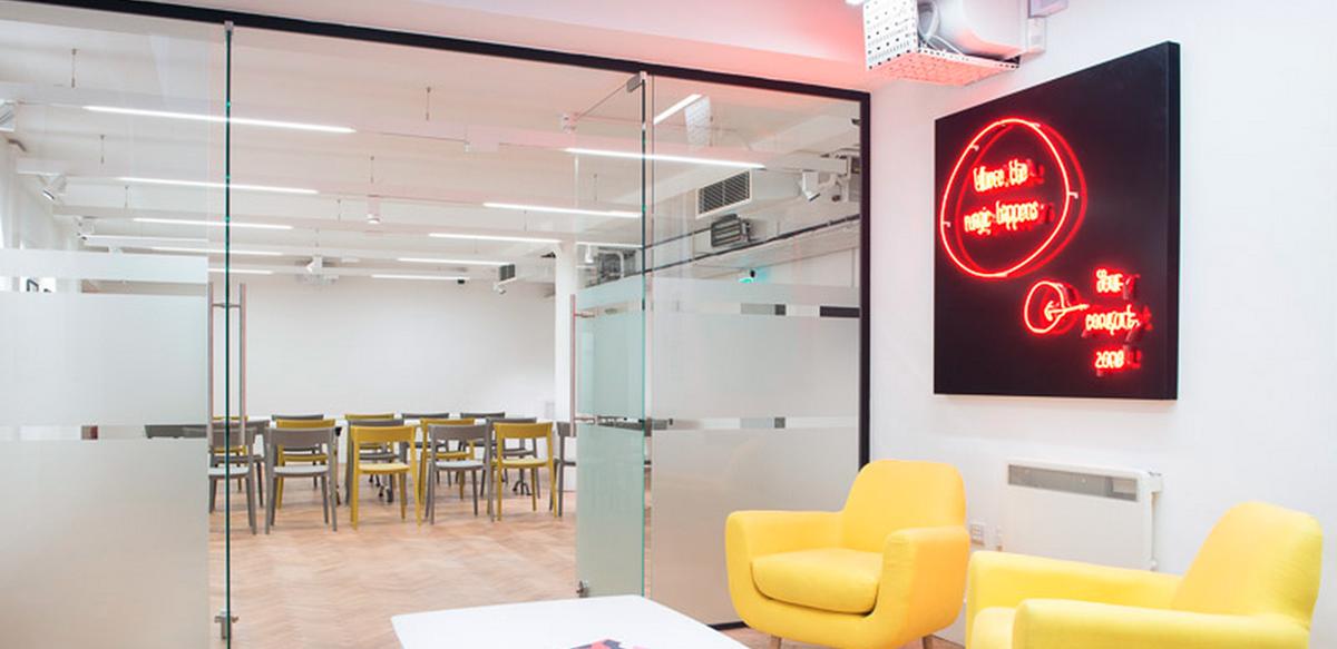 Headspace meeting rooms