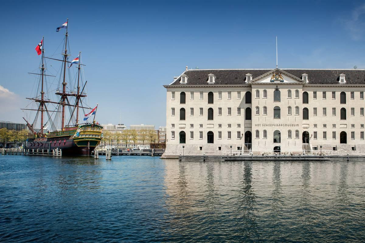 National Maritime Museum in Amsterdam National Maritime Museum