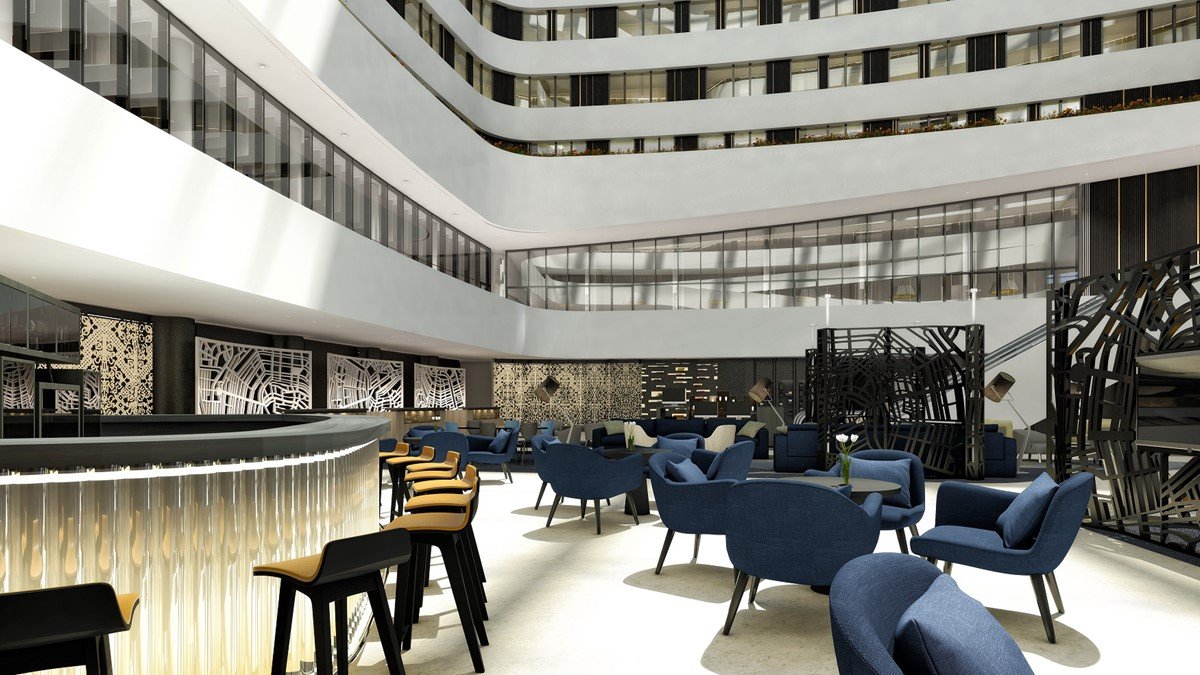 Meeting Rooms at Hilton Amsterdam Airport Schiphol, Hilton ...