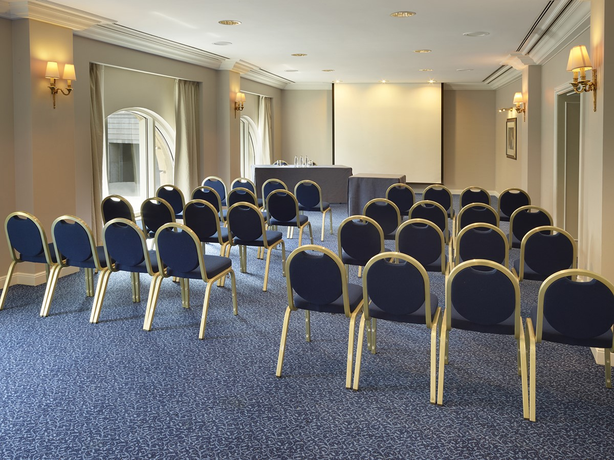 Meeting Rooms At Hilton Brussels Grand Place
