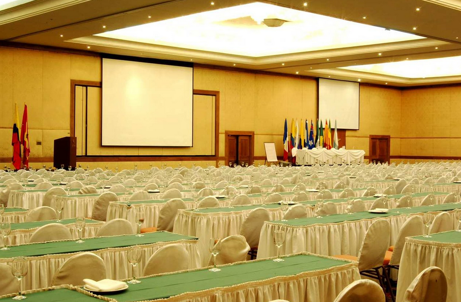 Hilton Cartagena Hotel meeting rooms