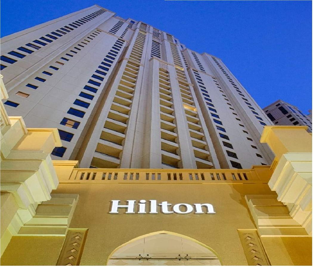 Meeting Rooms at Hilton Dubai The Walk, Hilton Dubai The