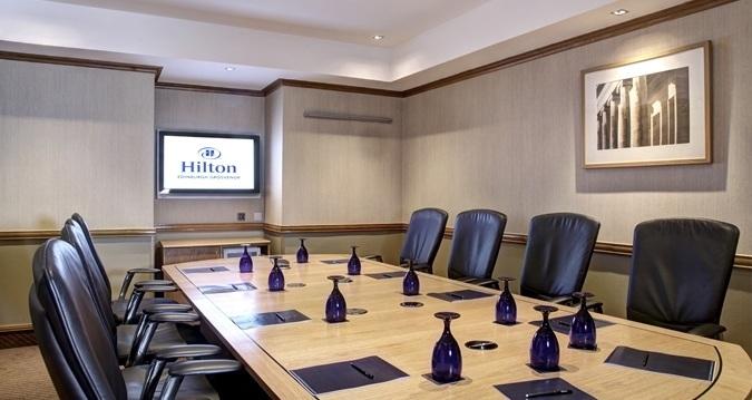 Meeting rooms at hilton edinburgh grosvenor grosvenor for Room interior design edinburgh