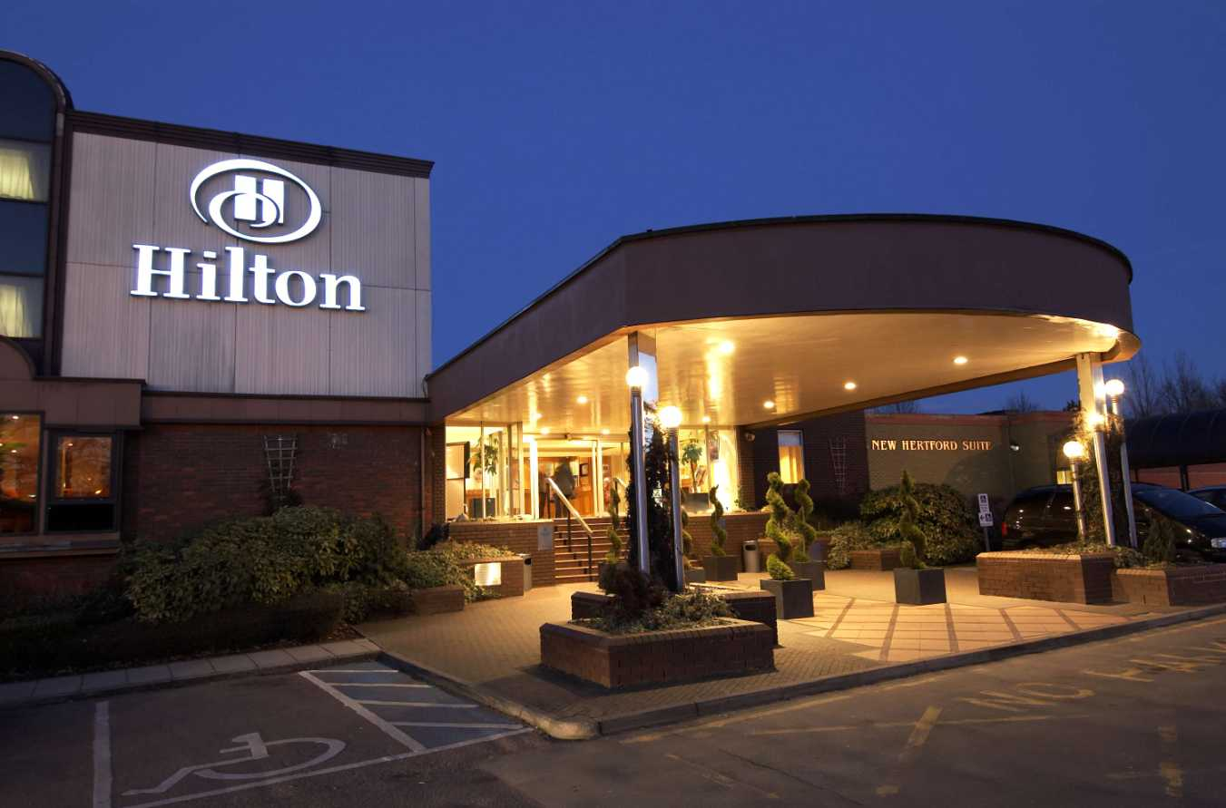 Hilton Hotel Watford meeting rooms