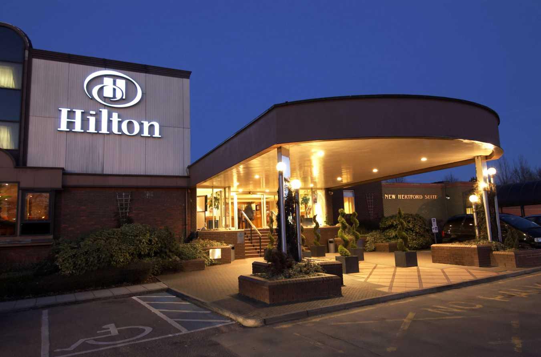 Meeting Rooms at Hilton Hotel Watford, Hilton Watford ...