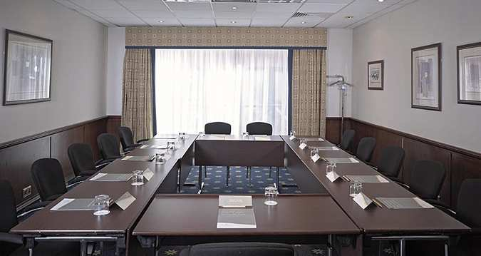 Hilton Manchester Meeting Rooms