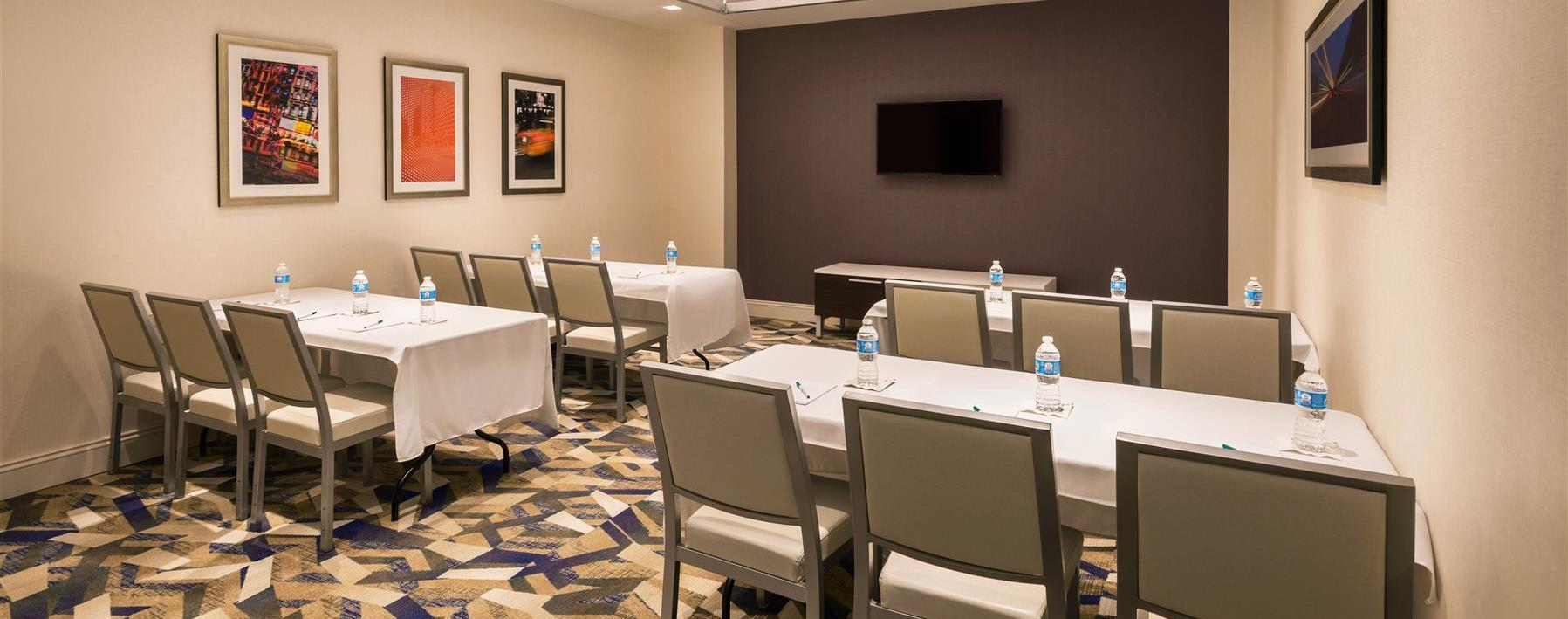 Meeting Rooms at Hilton Times Square, 234 W 42nd St, New York, NY, United States