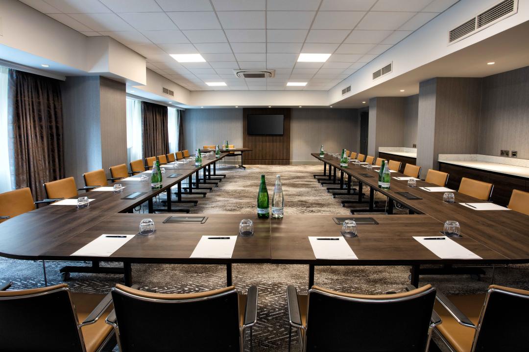 Hilton Edinburgh Carlton Relaunch 5pm Food Dining Blog