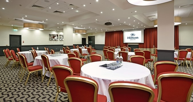 Meeting Rooms Leeds Bradford Airport