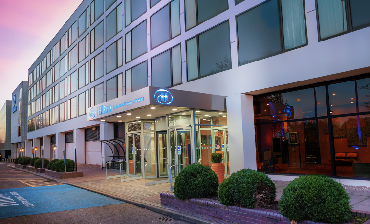 Hilton Gatwick Meeting Rooms