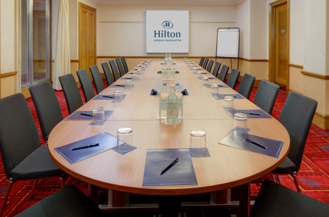 Hilton London Paddington Meeting Rooms