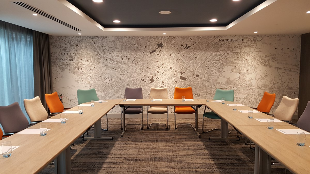 Meeting Room Manchester Piccadilly