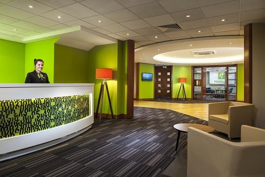Meeting Rooms At Holiday Inn Bloomsbury Holiday Inn