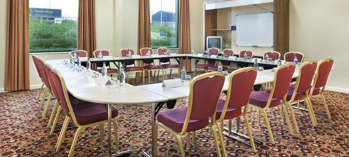 Holiday Inn Express Antrim meeting rooms