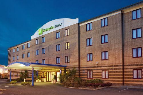 Holiday Inn Express Greenock meeting rooms