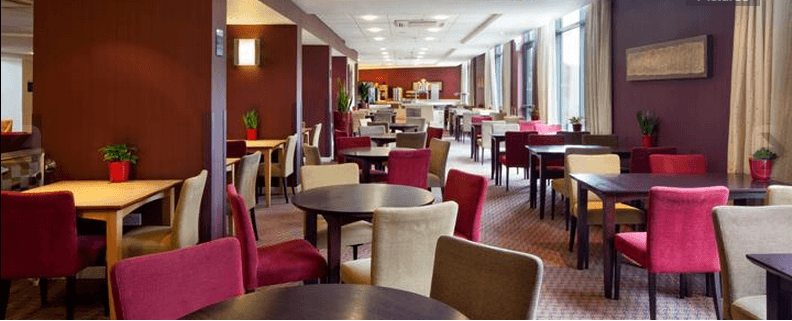 Holiday Inn Express London Stansted Airport meeting rooms