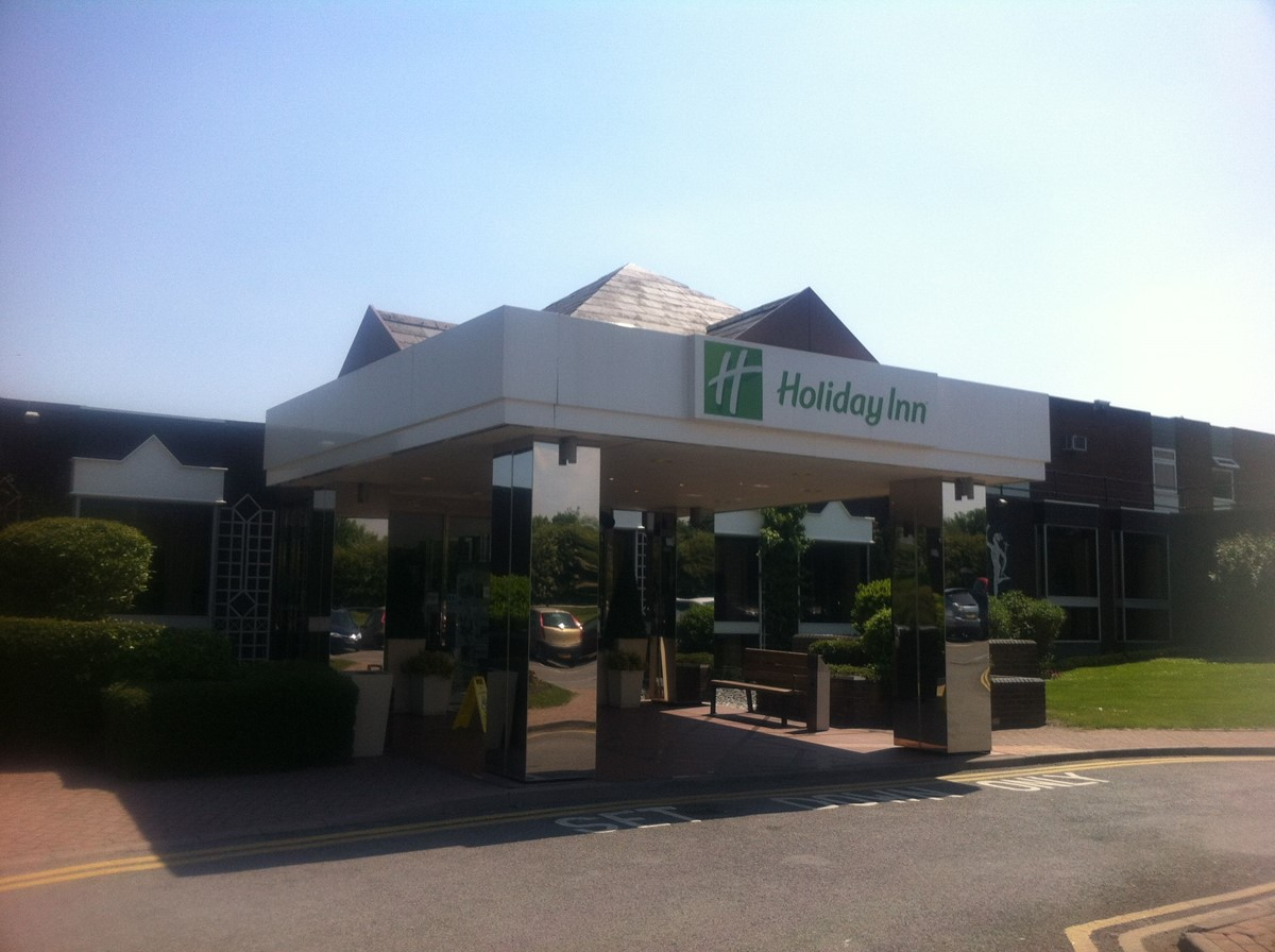 Holiday Inn Leeds Garforth meeting rooms