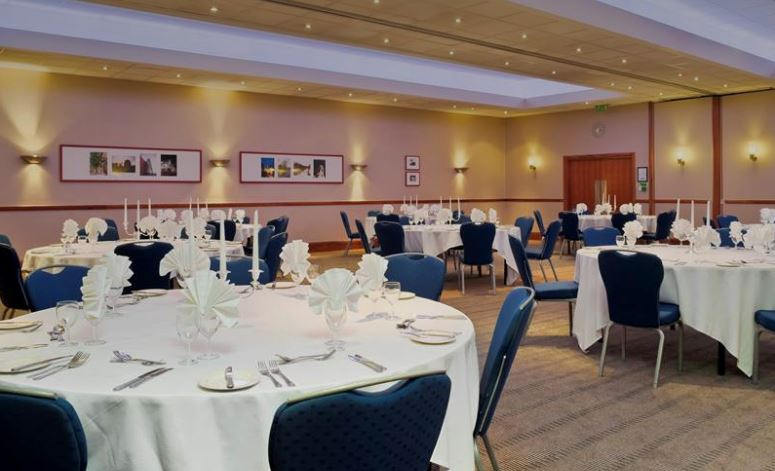 Holiday Inn Walsall Function Room