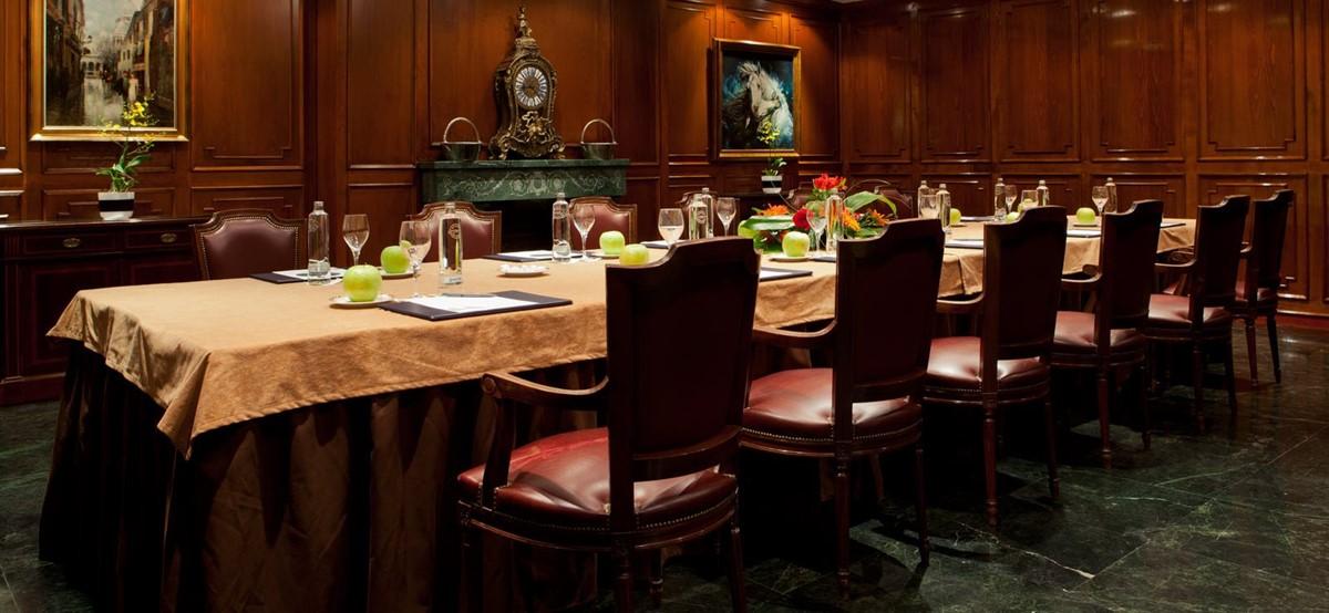 Hotel Agumar meeting rooms