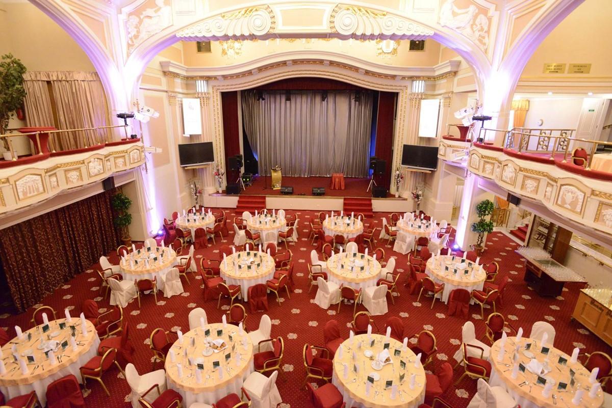 Hotel Ambassador - Zlata Husa meeting rooms