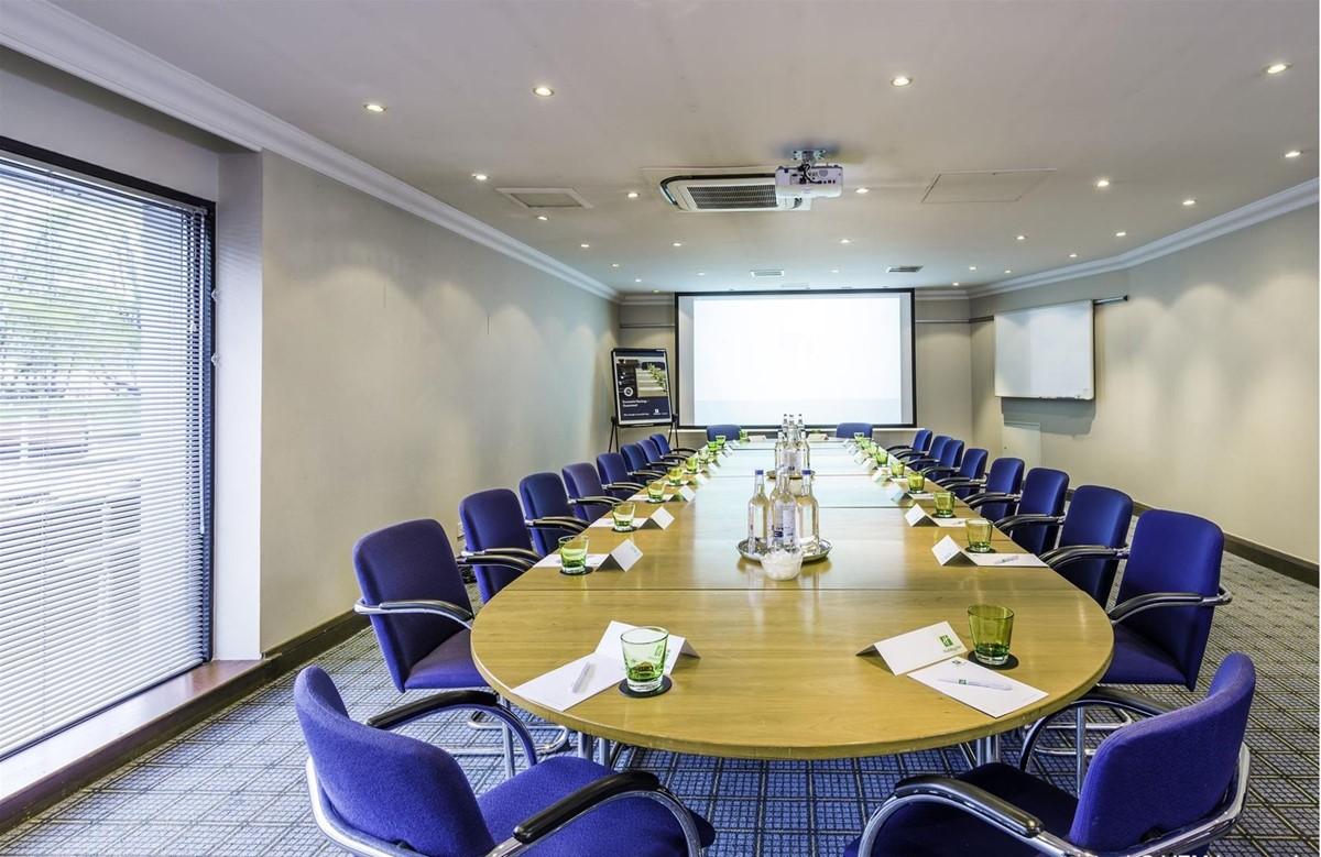 Meeting Rooms At Glasgow Campanile Sec Hotel Campanile