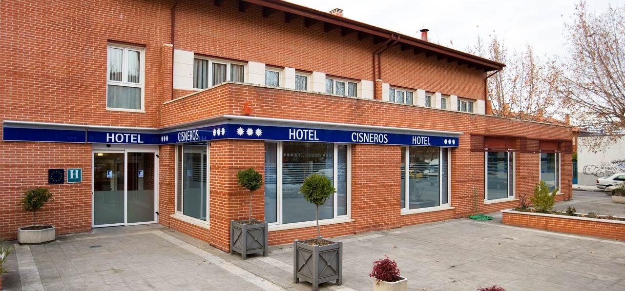 Hotel Cisneros meeting rooms