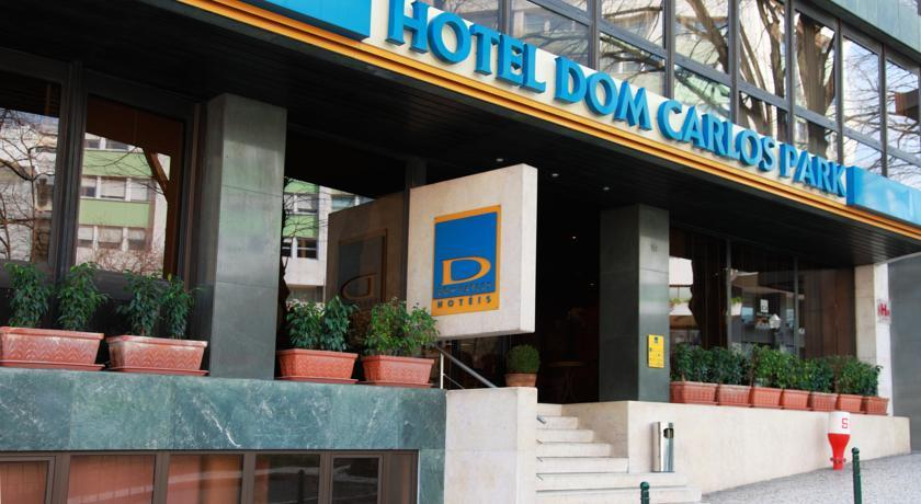 Hotel Dom Carlos Park meeting rooms