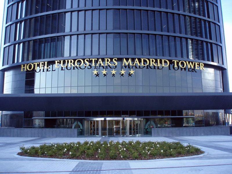 meeting rooms at hotel eurostars madrid tower hotel eurostars madrid tower madrid spain