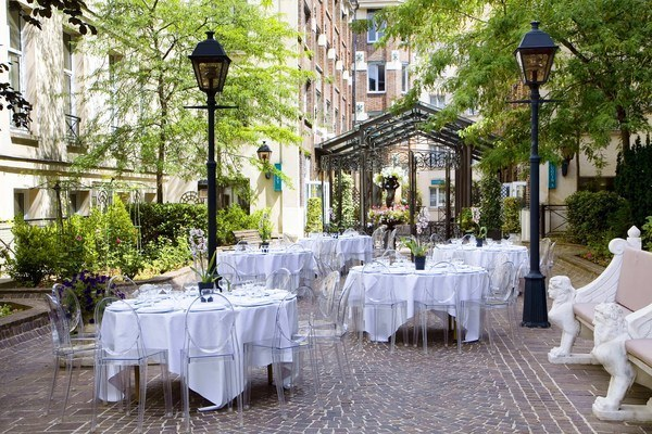 Hotel Les Jardins du Marais Paris meeting rooms