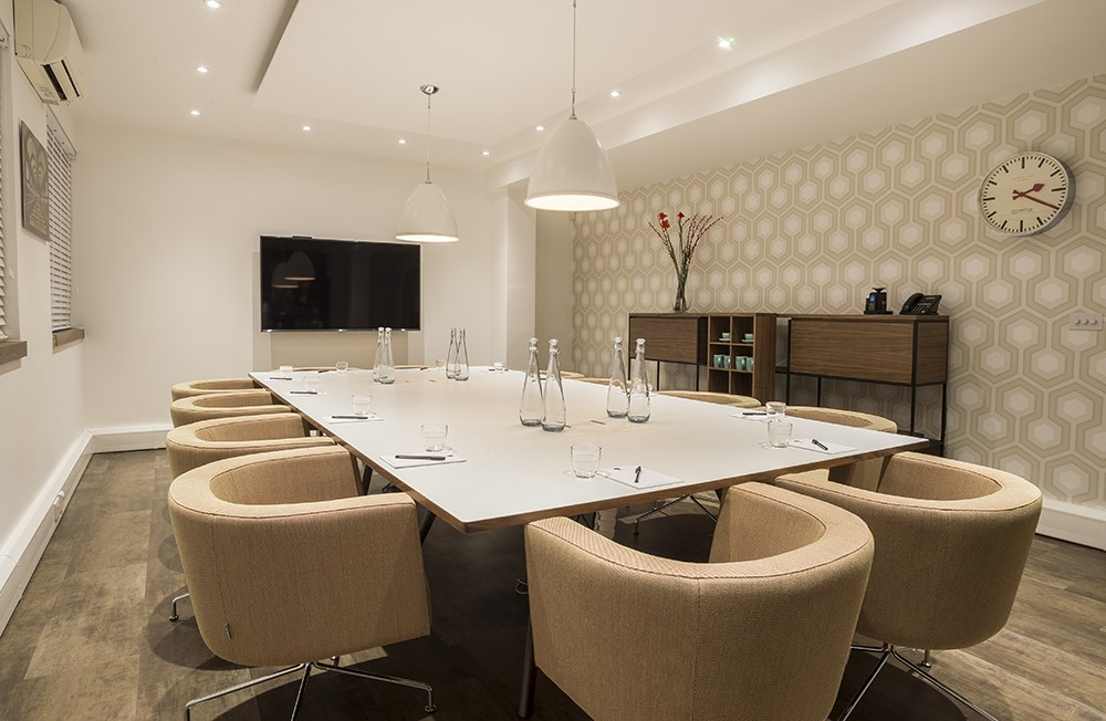 Conference Rooms In London Hotels