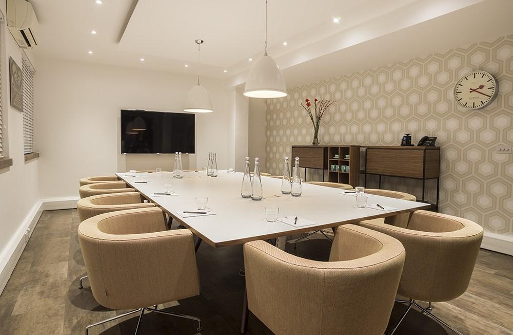 St. Pancras Meeting Rooms