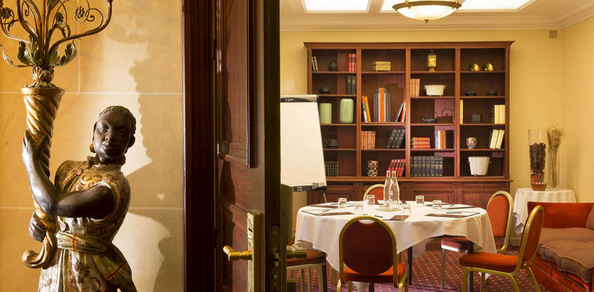 Meeting Rooms at Hotel Napoleon, 40 Avenue de Friedland, Paris, France