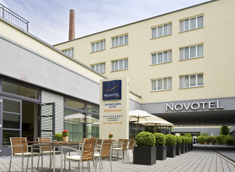 Meeting Rooms at Hotel Novotel Muenchen City, Hochstraße 11, Munich, Bayern, Germany