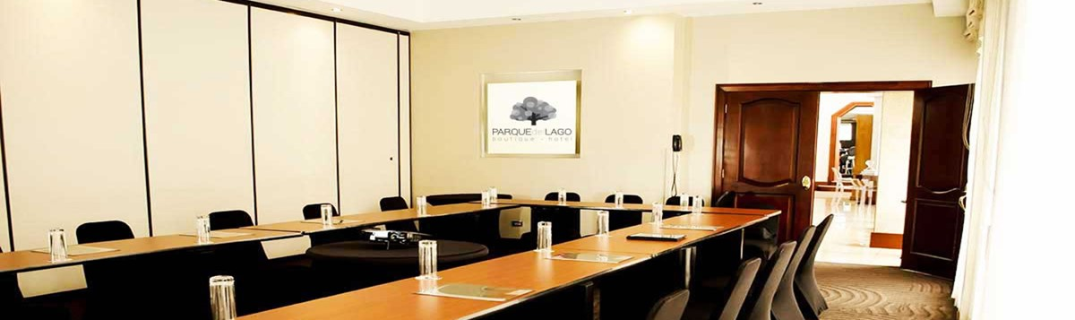 Hotel Parque del Lago-Hotel Vivo meeting rooms