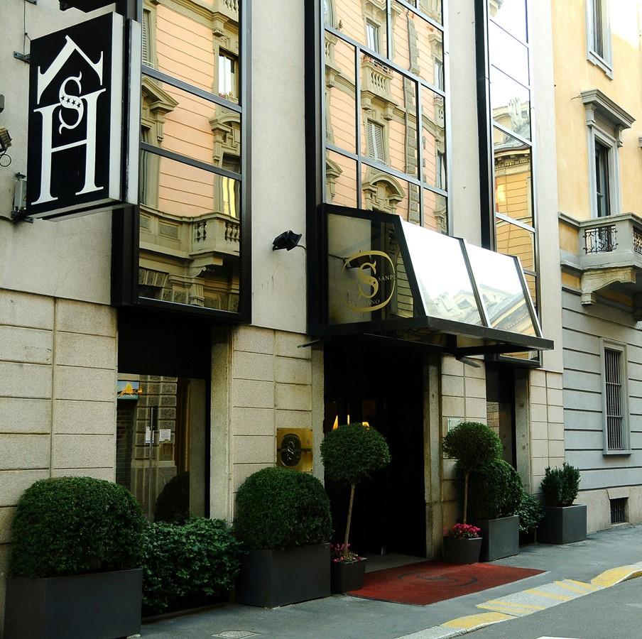Meeting milano david sevi with meeting milano sale for Hotel sanpi milano