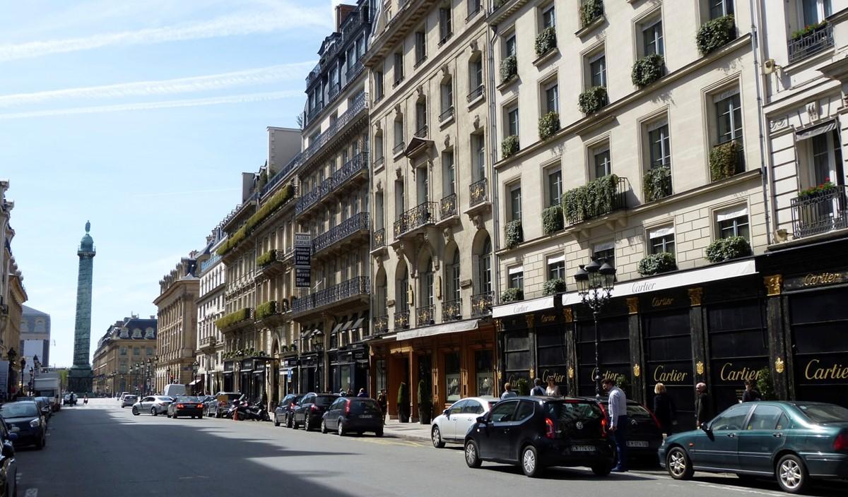 Meeting Rooms at Hotel Westminster Opera Paris, 13 Rue de la Paix ...