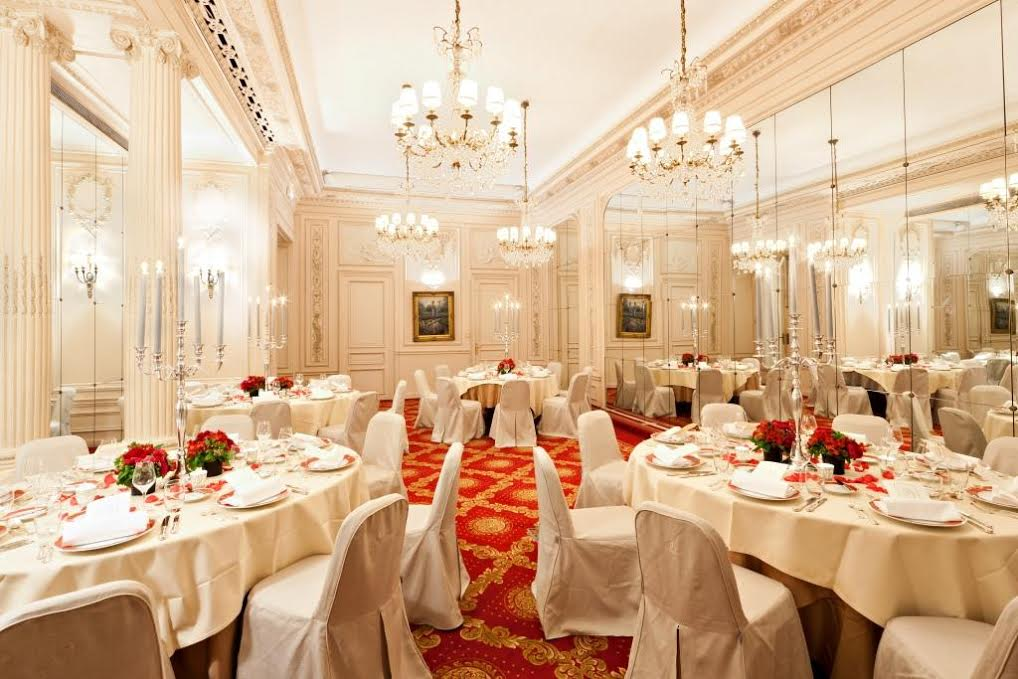 Meeting Rooms at Hotel Westminster Opera Paris, 13 Rue de la Paix ...