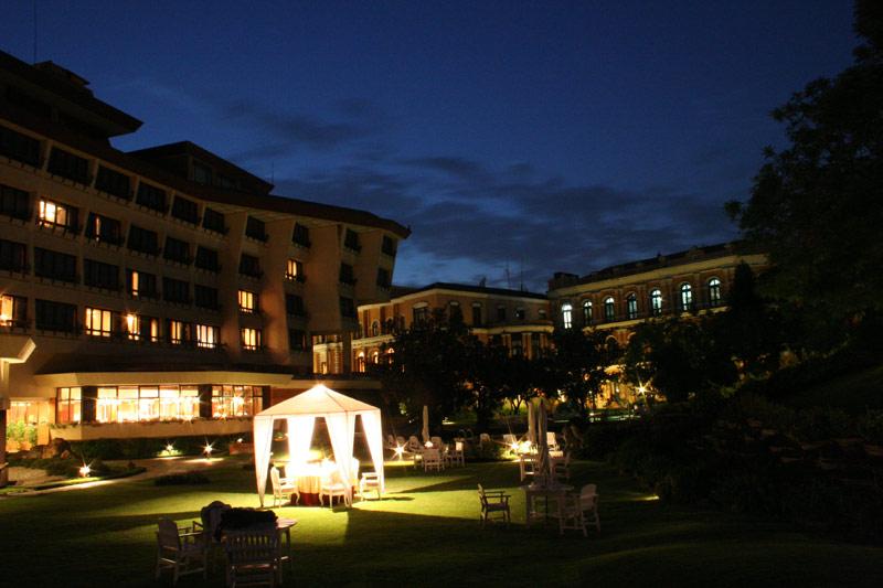 Hotel Yak & Yeti meeting rooms