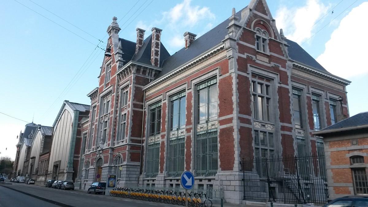 Hotel De La Poste Brussels