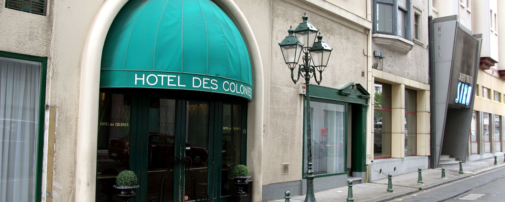 Hotel des Colonies meeting rooms