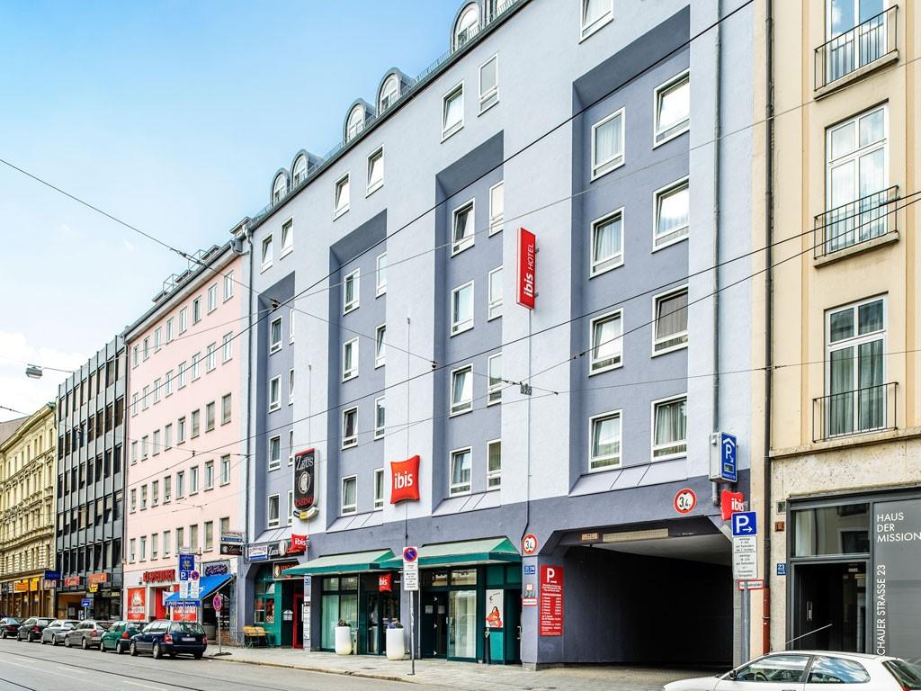 Ibis Hotel City Nord Munich