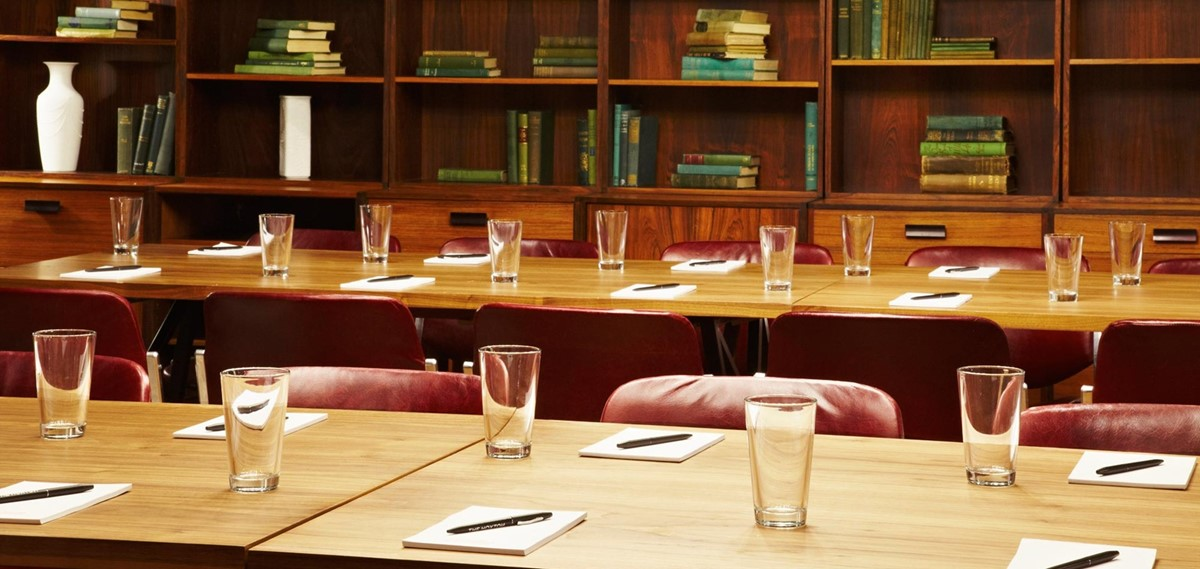 Hoxton Hotel Holborn Meeting Rooms