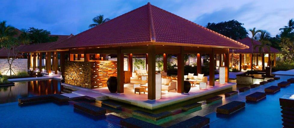 هتل گرند هیات (Grand Hyatt Bali hotel)