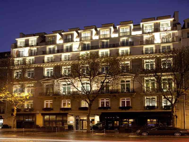 Hotel Opera Madeleine Paris