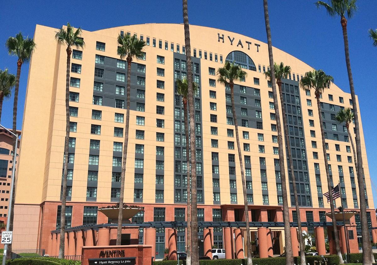 Hyatt Regency La Jolla at Aventine meeting rooms